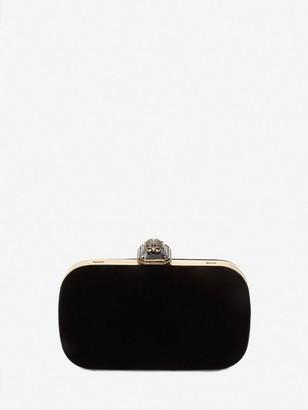 Alexander McQueen Beetle Box Clutch