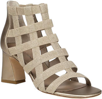 Donald J Pliner Visto Leather Sandal