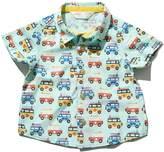 M&Co Campervan print shirt