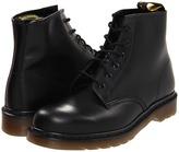 Dr. Martens 101 (Police Boot) 6-Eye (Black) - Footwear