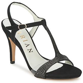 Marian ANTE FINO women's Sandals in Black