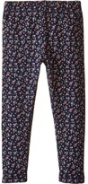 Polo Ralph Lauren Cotton Floral Leggings (Toddler)