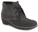 Wolky Women's 'Dusty' Hidden Wedge Bootie
