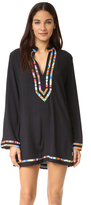 Nanette Lepore Mambo Tunic Cover Up