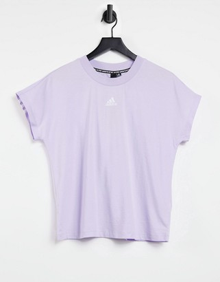 adidas Must haves t-shirt in white