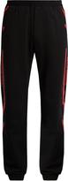 Marcelo Burlon County of Milan Platon cotton-jersey track pants