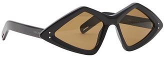 Gucci Geometric sunglasses
