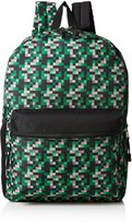 FAB Starpoint Boys' Lime Pop inch Digicamo Backpack