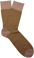 Falke Wicker cotton-blend socks