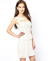 Lovestruck Dress With lace Detail