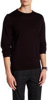 Ben Sherman Merino Wool Crew Neck Sweater