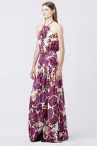 Diane von Furstenberg Veronnica Printed Maxi Dress