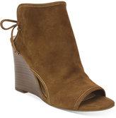 Tahari Margo Peep-Toe Wedge Sandals