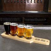 """Cathy's Concepts Cathys concepts Drink Local"""" 5-pc. Beer Flight Sampler Set"""