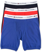 Tommy Hilfiger Cotton Boxer Briefs, 3 Pack - 09TE001