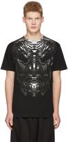 Marcelo Burlon County of Milan Black Romeo T-shirt
