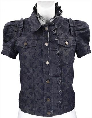 Louis Vuitton Blue Denim - Jeans Jackets