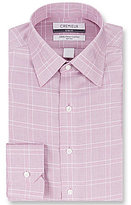 Daniel Cremieux Non-Iron Slim-Fit Spread-Collar Checked Dress Shirt