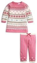 Angel Dear Infant Girls' Tunic & Leggings Set - Sizes 3-24 Months
