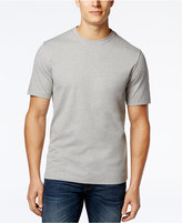 Club Room Men's Big & Tall Solid Crew-Neck T-Shirt, Only at Macy's