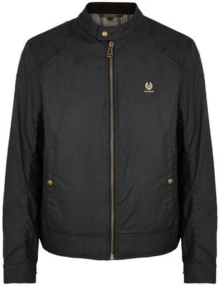Belstaff Kelland Black Waxed Cotton Jacket