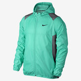Nike Printed Packable Hooded Men's Golf Jacket