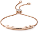 Monica Vinader Esencia Diamond Toggle Bracelet