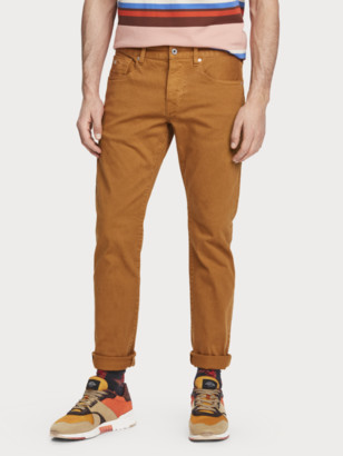 Scotch & Soda Ralston Tabacco Slim-fit jeans | Men