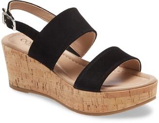 Cordani Clara Slingback Wedge Sandal