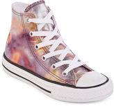 Converse Chuck Taylor All Star Metallic Girls Sneakers - Little Kids