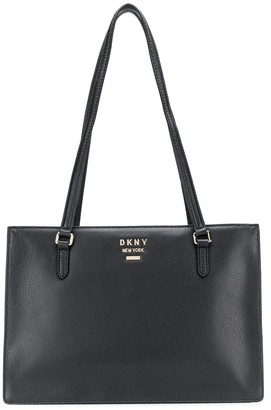 DKNY Large Logo Tote Bag