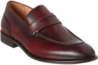 Curatore Gian Leather Loafer