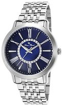 Lucien Piccard Women's LP-40004-33 Sofia Analog Display Quartz Silver Watch