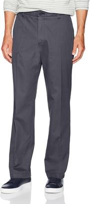 Wrangler Men's Authentics Comfort Flex Waist Khaki