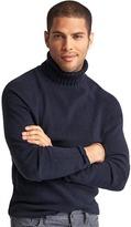 Gap Merino wool blend turtleneck sweater