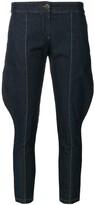 Giorgio Armani Pre Owned super skinny cropped jeans