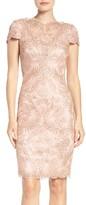 Tadashi Shoji Women's Lace Sheath Dress