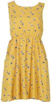 TENKI Floral Dot Two Pocket Skater Dress