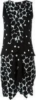 Proenza Schouler layered asymmetric dress - women - Silk/Viscose - 2