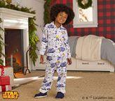 Pottery Barn Kids Star Wars(TM) Millenium Falcon(TM) Flannel Pajama