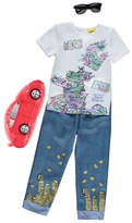 George The World of David Walliams Billionaire Boy Costume