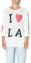 Solemio LA Graphic Sweater