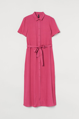 H&M Shirt Dress - Pink