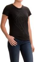 Topo Designs Diamond T-Shirt - Short Sleeve (For Women)