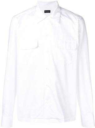 Dell'oglio Pointed Collar Shirt