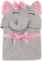 Baby Vision Hudson Baby® Elephant Hooded Towel in Grey