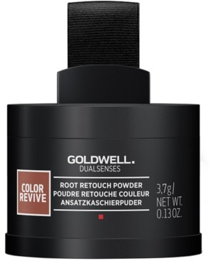 Goldwell Dualsenses Color Revive Root Retouch Powder - Medium Brown, from Purebeauty Salon & Spa