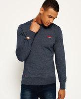 Superdry Orange Label Lite Crew Sweatshirt