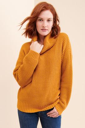 ModCloth Corn Maze Sweater