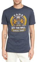 Vans Men's Pop Top Graphic T-Shirt
